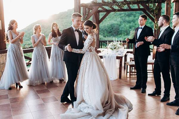 Fête de mariage